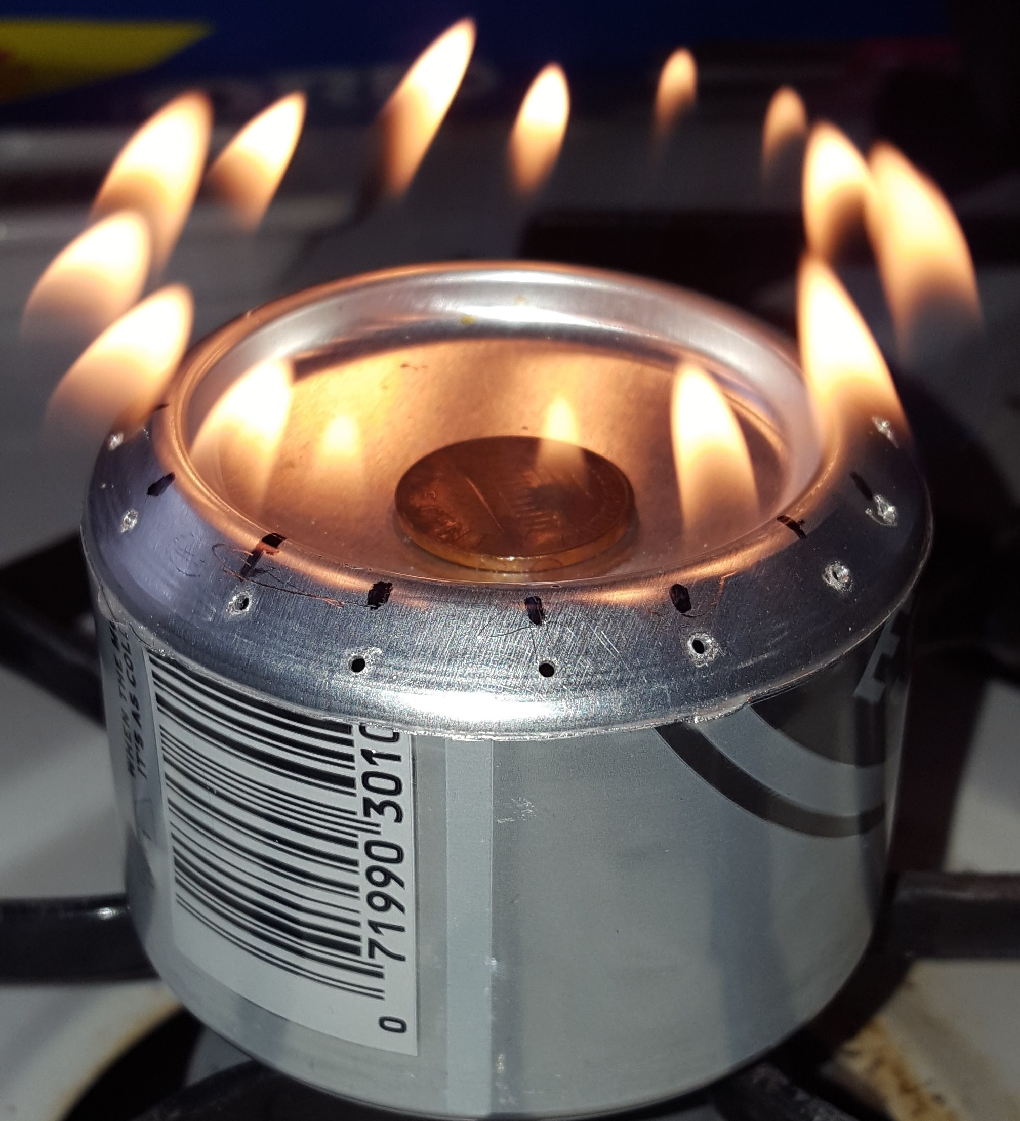 pennystove